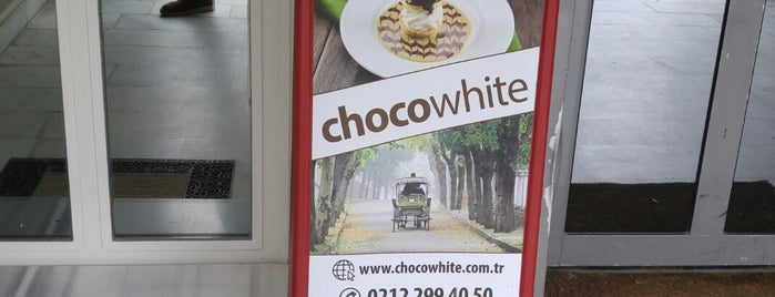 Chocowhiteatölye is one of ISTANBUL EUROPE TO GO.