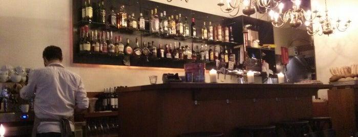 Café van Kerkwijk is one of My Amsterdam.