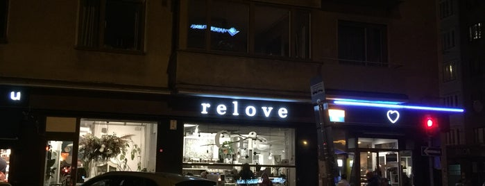 Relove is one of My Helsinki.