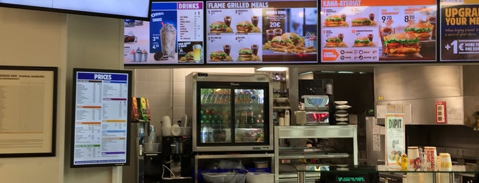 Burger King is one of 🍍 님이 저장한 장소.