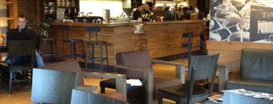 Starbucks is one of Joe : понравившиеся места.