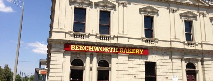 Beechworth Bakery is one of Aussie Trip.