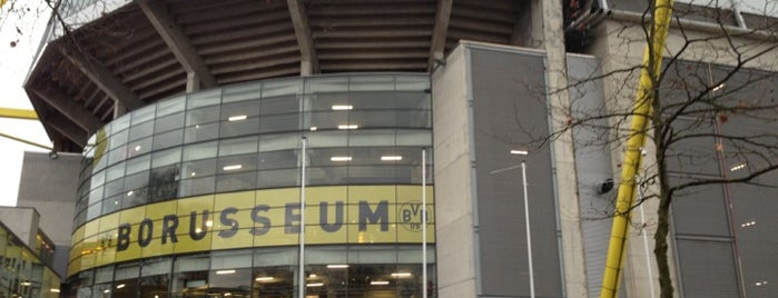 Borusseum is one of Best of Dortmund.