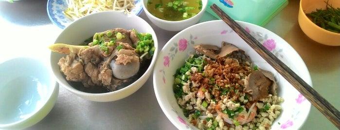 Hủ Tiếu Nam Vang 3 Hoàng is one of Ian: сохраненные места.