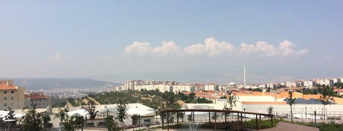 İzmir Büyükşehir Belediyesi Sosyal Yaşam Kampüsü is one of Orte, die Brc 🌼 gefallen.