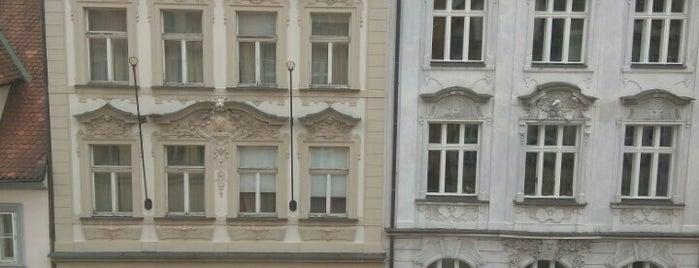 Pension Tara is one of Прага.
