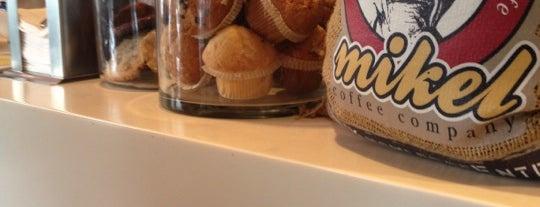 Mikel Coffee Company is one of Tempat yang Disukai OSMAN.