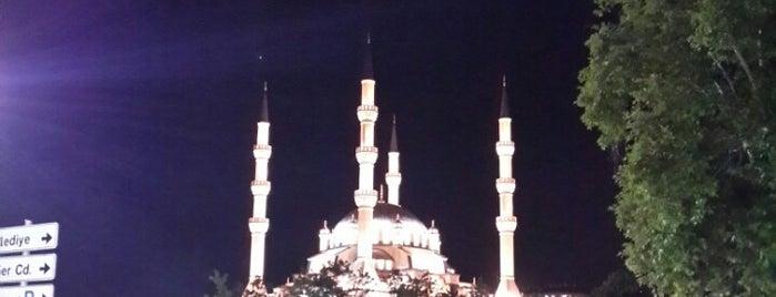 Nur Camii is one of Tempat yang Disukai Bilge.