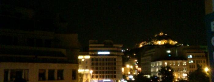 Χοροστάσιον is one of Athens Best: Bars.