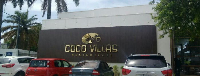 Coco Villas is one of Locais salvos de Paulo.