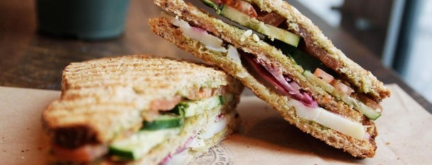 Bombay Sandwich Co. is one of Healthy Eats.