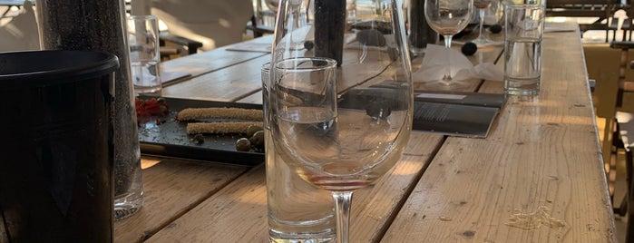 Gaia Wines is one of Santorini.