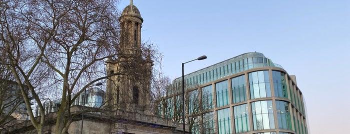 Holy Trinity Church Marylebone is one of Londinium🚂🇬🇧.