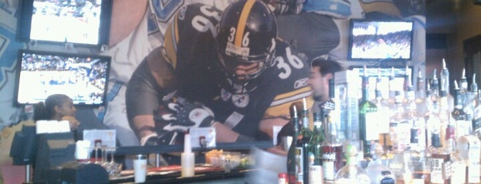 Jerome Bettis' Grille 36 is one of My Favorite Places From the Road.