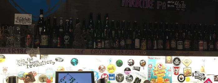 BrewDog Barcelona is one of Dmitry'in Beğendiği Mekanlar.