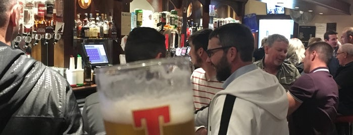 Spirit Level is one of Aberdeen pub crawl.