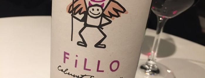 Les Dix Vins is one of Food & Fun - Santiago de Chile.