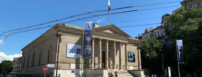 Musée Rath is one of Genève City Guide.