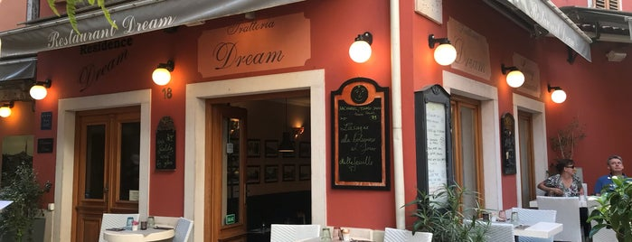 Dream Restaurant is one of istria.