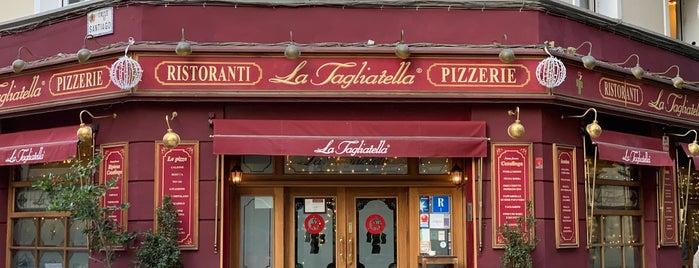 La Tagliatella is one of Para hacer check-in.