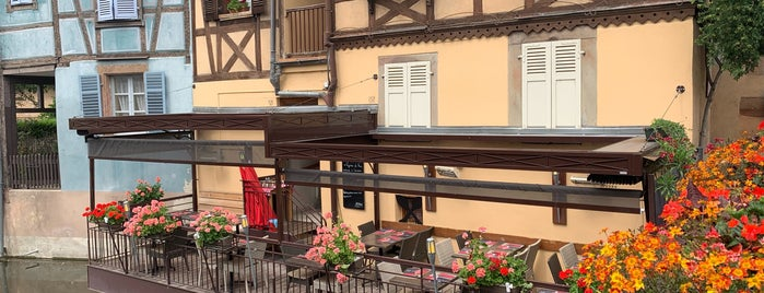Le Comptoir de Georges is one of Colmar sarapp yolu.