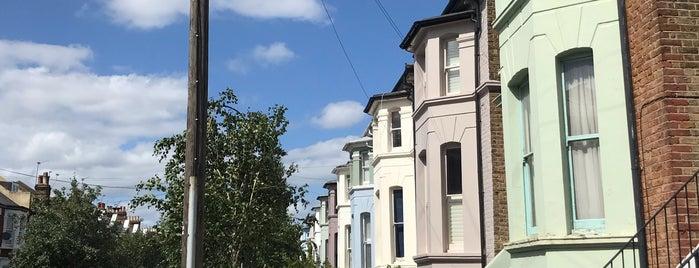 Hammersmith is one of London Neighboorhood.