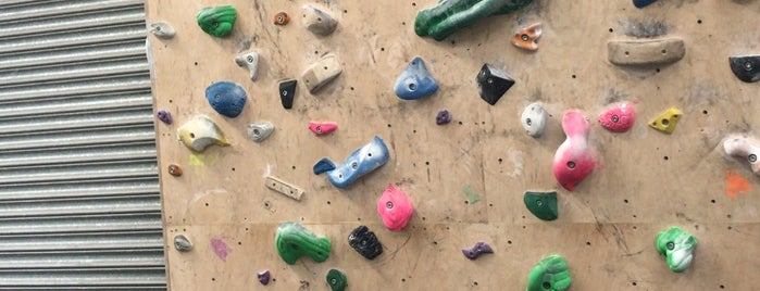 Stronghold Climbing is one of Climbing Walls.