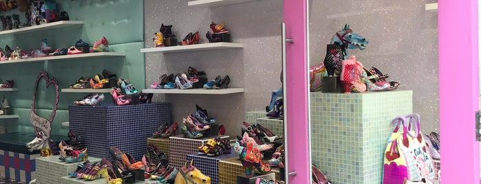 Irregular Choice is one of Guide to London's best spots.