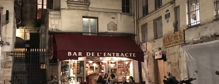 Bar de l'Entracte is one of Oldest Bars in the World.