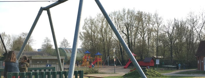 Spielplatz am Alten Deich is one of Büsum Tüdelü.