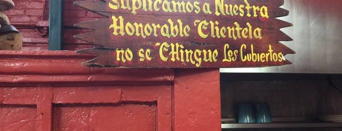 Los Chamorros de Tlacoquemécatl is one of Orte, die Frances gefallen.