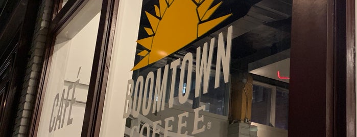 Boomtown Coffee is one of Houston.