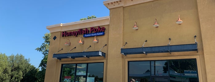 Honeyfish Poke is one of Los Angeles.