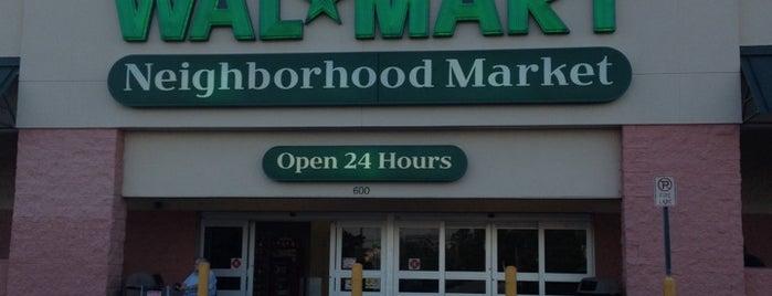 Walmart Neighborhood Market is one of Orte, die Trenton gefallen.