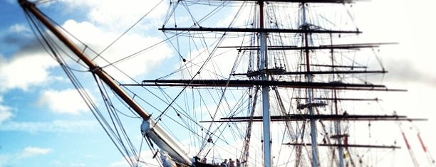 Cutty Sark is one of UK & Ireland.