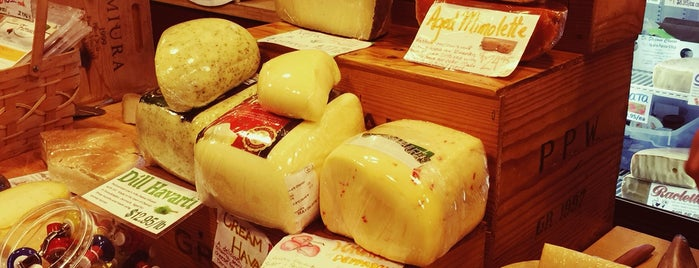 The Cheese Shop is one of Posti salvati di Sal.