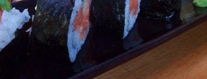 Moshi Moshi Sushi is one of Seattle.