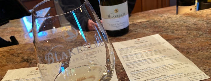Blakeslee Vineyard Estate is one of Portland / Oregon Road Trip.