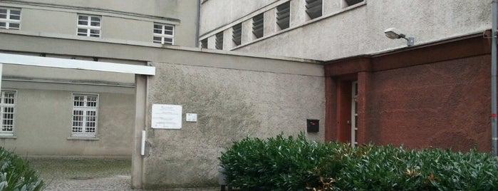 Mahn- und Gedenkstätte Steinwache is one of Dortmund - must visits.