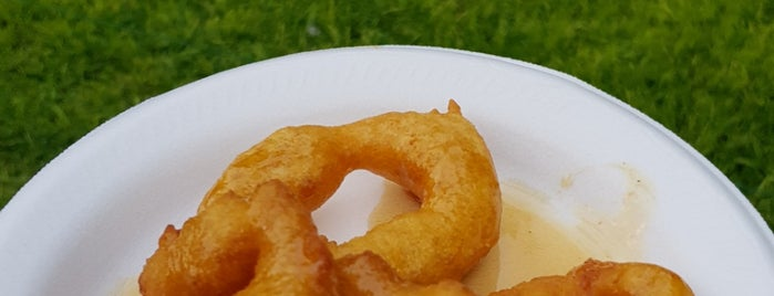 Picarones Mary is one of Street Food LATAM.