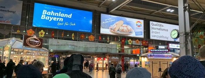 H Hauptbahnhof is one of János : понравившиеся места.