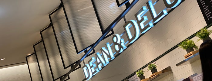 DEAN & DELUCA is one of South Korea.