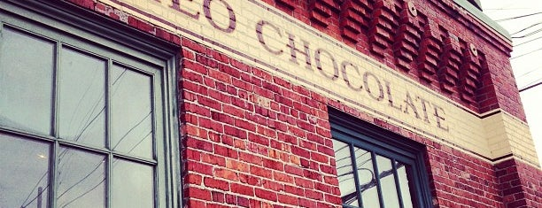 Theo Chocolate is one of Seattle Must Eats + Sights.