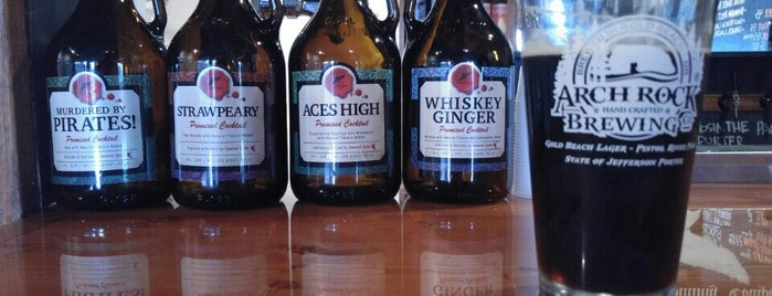 Immortal Spirits & Distilling Company is one of Oregon Distillery Trail.