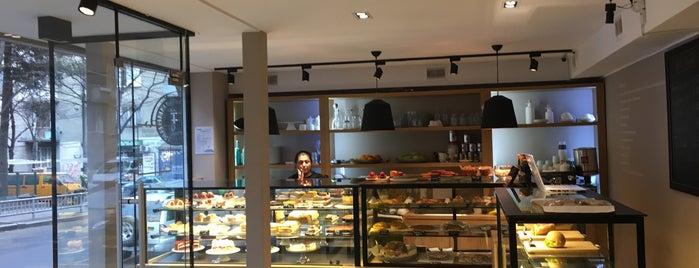 fabrica bakery is one of สถานที่ที่ Sergey ถูกใจ.