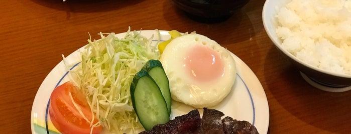 ステーキハウス ふくわか is one of arakawaさんの保存済みスポット.