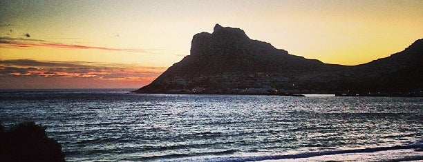 Chapmans Peak Hotel is one of Cape Town.
