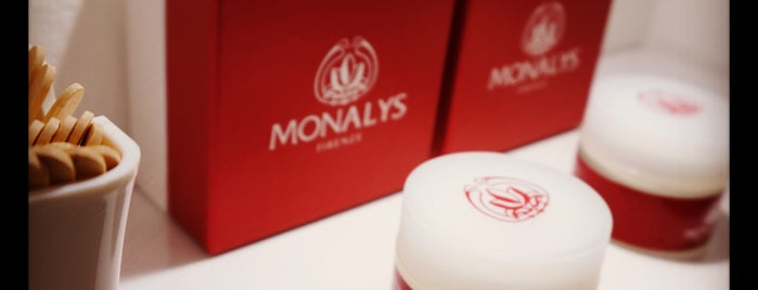 Antica Profumeria Monalys Custom Made Skincare is one of Carlo'nun Beğendiği Mekanlar.