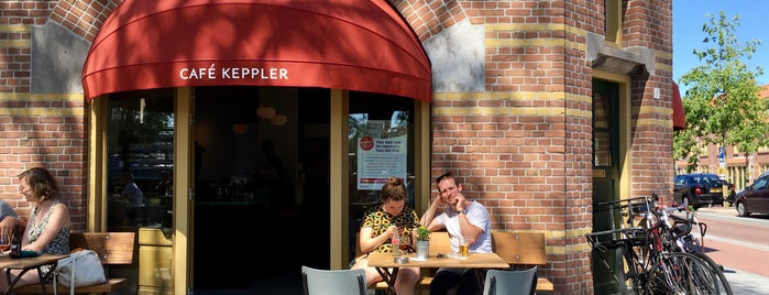 Café Keppler is one of Amsterdam.