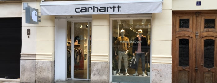 Carhartt Store Valencia is one of Valência by Chuz.